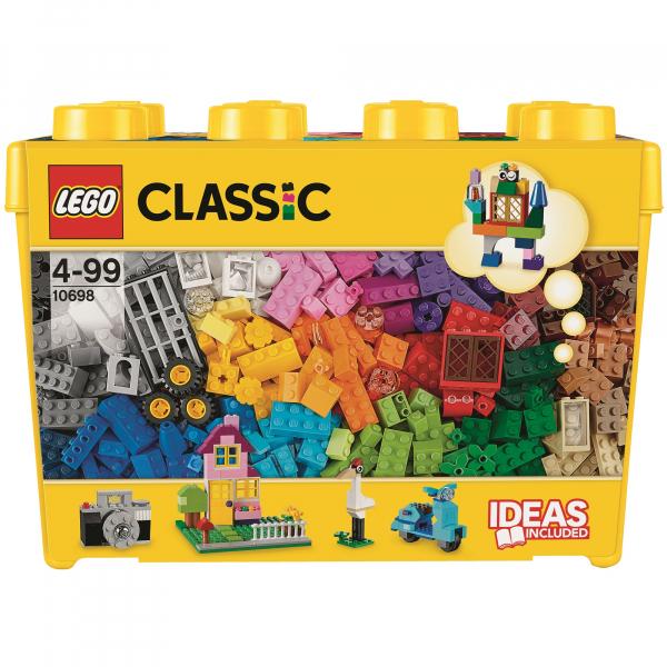 LEGO® Classic Cutie mare de construcție creativă 10698 2
