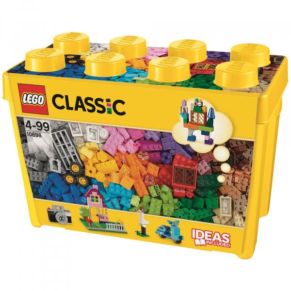LEGO® Classic Cutie mare de construcție creativă 10698 3