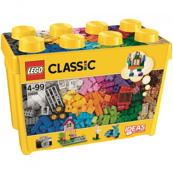 LEGO® Classic Cutie mare de construcție creativă 10698 0