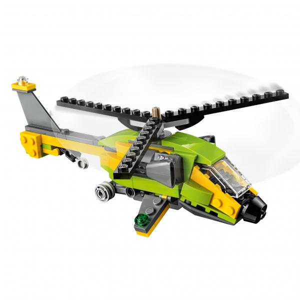 LEGO® Creator - Aventura cu elicopterul 31092 [2]