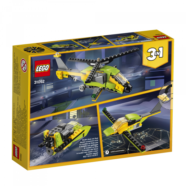 LEGO® Creator - Aventura cu elicopterul 31092 [7]