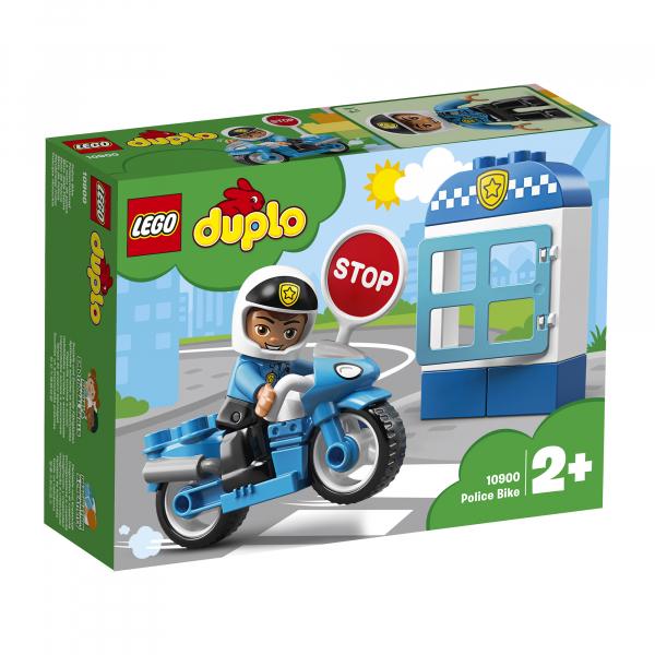 LEGO® DUPLO® - Motocicleta de politie 10900 [3]