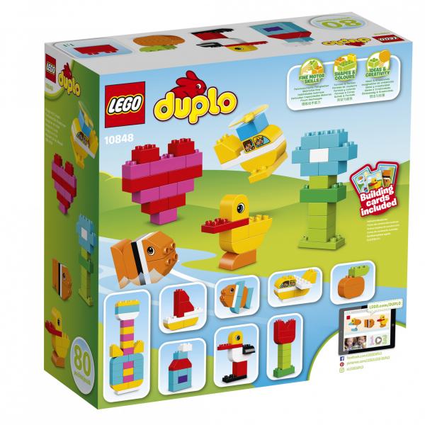 LEGO® DUPLO® Primele mele caramizi 10848 0