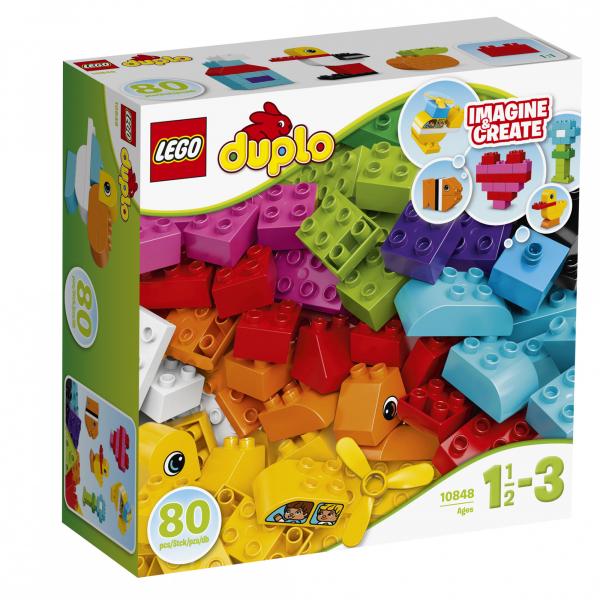 LEGO® DUPLO® Primele mele caramizi 10848 1