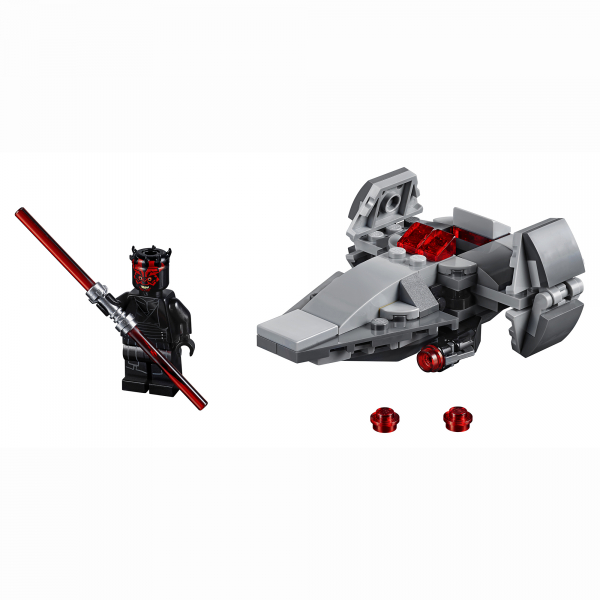 LEGO® Star Wars™ - Sith Infiltrator™ Microfighter 75224 6