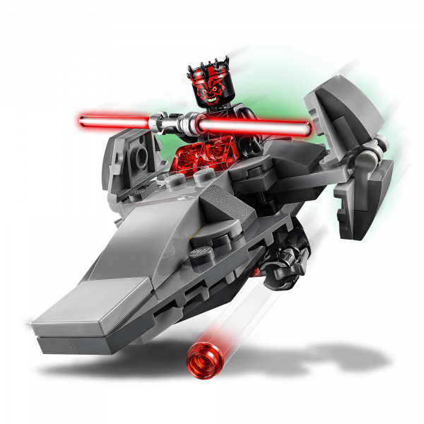 LEGO® Star Wars™ - Sith Infiltrator™ Microfighter 75224 3