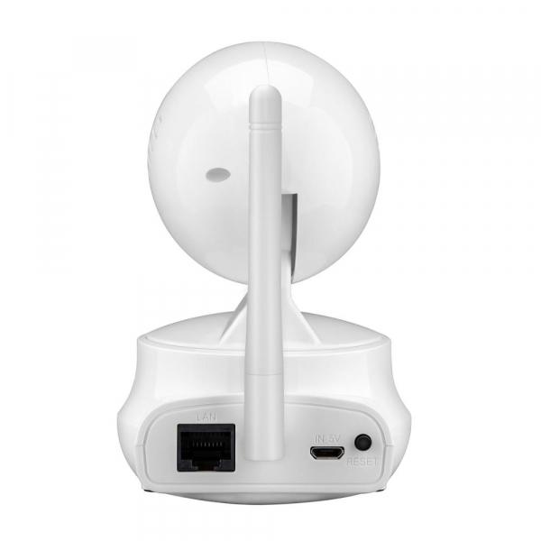 Set Baby Monitor Wireless Sricam™ SP025 Plus, Monitorizare Video Audio Bebelusi , Vedere Nocturna, Audio-Video, Sunet bidirectional, Functie Push to Talk, Rotire automata, HD 1280*720, 1.0 MP, senzor  4