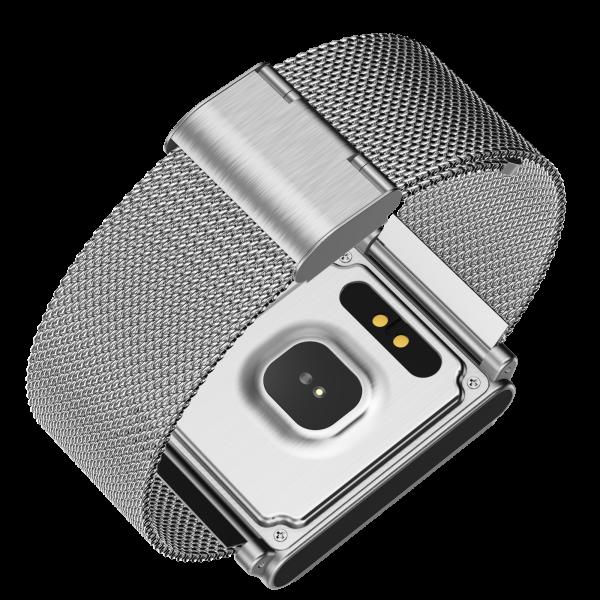 Set Bratara fitness MoreFIT™ N98, BT 4.0, Display color fulltouch, tensiune, puls dinamic, pedometru, calorii, notificare apel/mesaje/aplicatii, vibratii, monitorizare somn, rezistenta la apa ip67, st 2