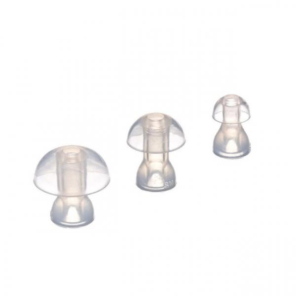 Set de 3 buc. - Tips / Olive / Dopuri de silicon pentru amplificator de sunet GreatEars /3 marimi diferite [0]