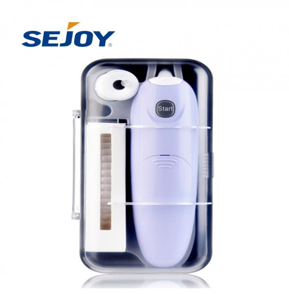 Termometru copii infrarosu non contact, Sejoy® ET215 Pro, corp si obiecte, alb 1