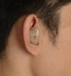 Amplificator de sunet GreatEars™ G18 Premium , cu acumulator, autonomie pana la 90 ore, 130 dB , 3 accesorii, pentru adulti [5]