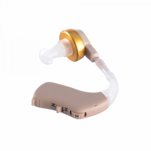 Amplificator de sunet GreatEars™ G21 Mini Premium , cu baterie, autonomie pana la 280ore, 128 dB , 3 accesorii, pentru adulti0