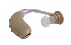 Amplificator de sunet GreatEars™ G25 Premium , cu acumulator, autonomie pana la 100 ore, 130 dB , 3 accesorii, pentru adulti1