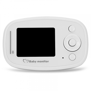 Baby Monitor Wireless BabyToy™ SP820 Plus , Monitorizare Video Audio Bebelusi , Monitorizare Temperatura , Vedere Nocturna, Audio-Video, Sunet bidirectional, Functie Push to Talk, Detectare miscare , 2