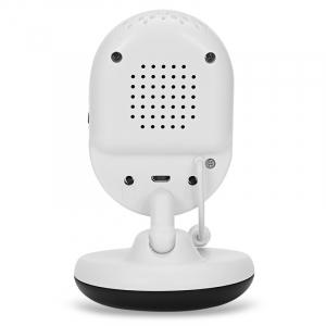 Baby Monitor Wireless BabyToy™ SP820 Plus , Monitorizare Video Audio Bebelusi , Monitorizare Temperatura , Vedere Nocturna, Audio-Video, Sunet bidirectional, Functie Push to Talk, Detectare miscare , 3