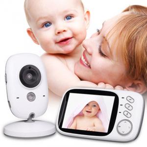 Baby Monitor Wireless BabyToy™ VB603 Plus , 3.2 inchi,Monitorizare Video Audio Bebelusi , Monitorizare Temperatura , Vedere Nocturna, Audio-Video, Sunet bidirectional, Functie Push to Talk, 8 Cantec5