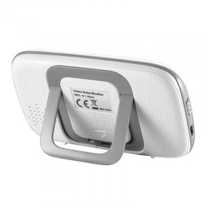 Baby Monitor Wireless BabyToy™ VB603 Plus , 3.2 inchi,Monitorizare Video Audio Bebelusi , Monitorizare Temperatura , Vedere Nocturna, Audio-Video, Sunet bidirectional, Functie Push to Talk, 8 Cantec3