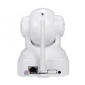 Baby Monitor Wireless Sricam™ SP012 ,Conectare Telefon/PC, Monitorizare Video Audio Bebelusi , Vedere Nocturna, Sunet bidirectional, Push to talk, Rotire automata, Senzor miscare, Alb4