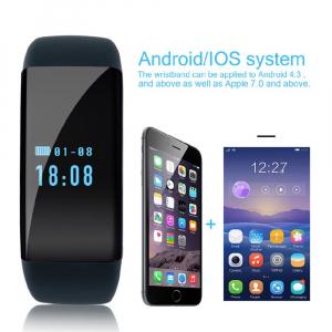 Bratara fitness MoreFIT™ D21, BT 4.0, Pedometru, Puls, Tensiune, Nivel oboseala, Monitorizare somn, Calendar, Notificari apeluri, Stand-by 15 zile, Android, iOS, Notificari, Remote camera, Negru2