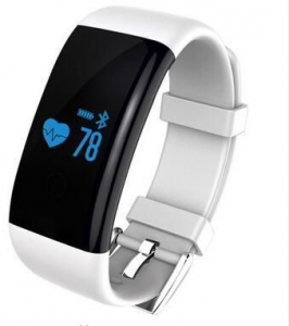 Bratara fitness MoreFIT™ D21, BT 4.0, Pedometru, Puls, Tensiune, Nivel oboseala, Monitorizare somn, Calendar, Notificari apeluri, Stand-by 15 zile, Android, iOS, Notificari, Remote camera, Alb3