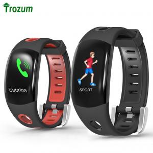 Bratara fitness MoreFIT™ DM11, ecran color 3D curbat, IP68, puls dinamic Bosch, management somn, stand by 10 zile, notificari, rosu2