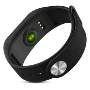 Bratara fitness MoreFIT™ F1 Pro , BT 4.0, rezistenta la apa, puls, nivel oxigen, tensiune, Android, iOS, intrare apeluri, vibratii, negru. [2]