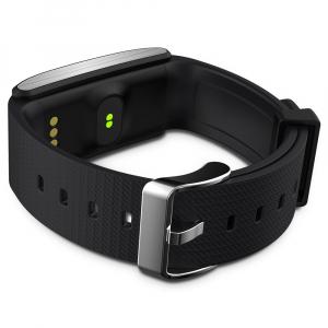 Bratara fitness MoreFIT™ FitGear A58 Plus,  BT 4.0, puls, tensiune, oxigen, nivel oboseala, stand-by 20 zile, Android, iOS, notificari, remote camera1