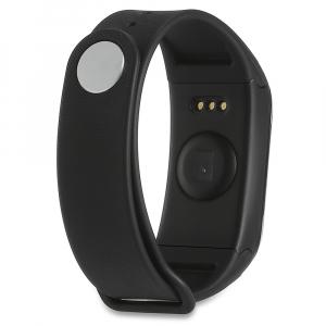 Bratara fitness MoreFIT™ H10 Plus GetFit 3.0, BT 4.0, rezistenta la apa, monitorizare puls, nivel oxigen sange, Android, iOS, intrare apeluri, vibratii, negru3