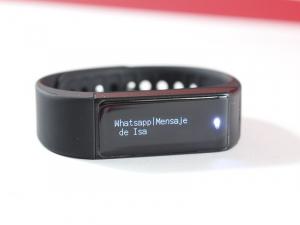 Bratara fitness MoreFIT™ i5+ , BT 4.0 , rezistenta la apa IP65, notificare sedentarism , apeluri ,sms si aplicatii, Android, iOS, vibratii, negru4