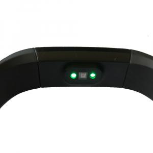 Bratara fitness MoreFIT™ ID115HR Plus, BT 4.0, rezistenta la apa IP67, ritm cardiac, pedometru, remote camera, notificari, Android, iOS, vibratii, negru5