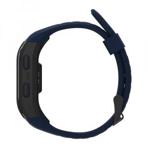Bratara fitness MoreFIT™ S908s Premium Color, GPS, multi sport, rezistent la apa IP68, puls dinamic, ultra long stand by, Android, iOS, notificari, albastru2