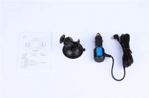 Camera auto DVR FreeWay™ CT609, 1080p FullHD, G-senzor, lentile Sony , super night vision, suport prindere , 2.7 inch LCD, unghi de filmare 140 grade, inregistrare ciclica ( bucla , looping ) , negru [4]