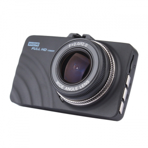 Camera auto DVR FreeWay™ CT609, 1080p FullHD, G-senzor, lentile Sony , super night vision, suport prindere , 2.7 inch LCD, unghi de filmare 140 grade, inregistrare ciclica ( bucla , looping ) , negru [1]