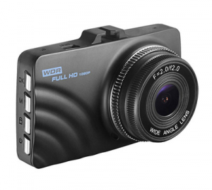 Camera auto DVR FreeWay™ CT609, 1080p FullHD, G-senzor, lentile Sony , super night vision, suport prindere , 2.7 inch LCD, unghi de filmare 140 grade, inregistrare ciclica ( bucla , looping ) , negru [2]