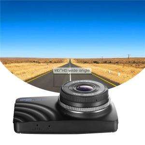 Camera auto DVR FreeWay™ CT609, 1080p FullHD, G-senzor, lentile Sony , super night vision, suport prindere , 2.7 inch LCD, unghi de filmare 140 grade, inregistrare ciclica ( bucla , looping ) , negru [5]