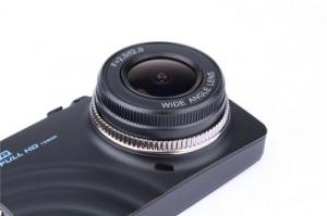 Camera auto DVR FreeWay™ CT609, 1080p FullHD, G-senzor, lentile Sony , super night vision, suport prindere , 2.7 inch LCD, unghi de filmare 140 grade, inregistrare ciclica ( bucla , looping ) , negru [3]