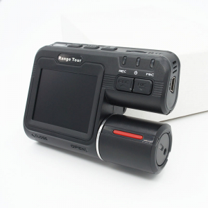 Camera auto DVR FreeWay™ I1000, camera dubla, FullHD1080p@25Fps,G-senzor, lentile Samsung, Super Night Vision, Suport prindere , 2 inch TFT, unghi de filmare 140 grade,Detectare miscare, inregistra [5]