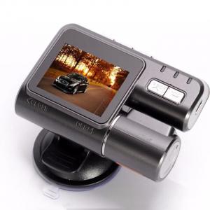 Camera auto DVR FreeWay™ I1000, camera dubla, FullHD1080p@25Fps,G-senzor, lentile Samsung, Super Night Vision, Suport prindere , 2 inch TFT, unghi de filmare 140 grade,Detectare miscare, inregistra [3]