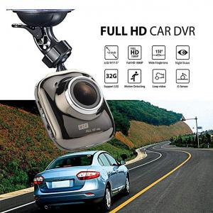 Camera Auto DVR FreeWay™ M008, FullHD 2MP 30fps, G-senzor, Lentile Sony, 2 inch LCD, Super Night Vision, Unghi De Filmare 170 Grade, Suport prindere, Detectare miscare, Inregistrare Ciclica ( bucla ,  [1]