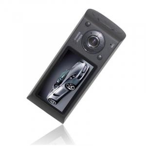Camera auto DVR FreeWay™ R300, GPS, camera dubla, 720p@30fps HD, baterie incorporata, G-senzor, lentile Sony , super night vision, mod de noapte automat, 2.7 inch LCD, unghi de filmare 140 grade, inre4