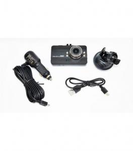 """Camera Auto DVR FreeWay™ T628, FullHD 1080p@30Fps, G-senzor, Lentile Sony, Super Night Vision, Suport prindere, Display 3"""" LCD, Unghi De Filmare 170 Grade, Detectare miscare, Inregistrare Ciclica ( bu5"""