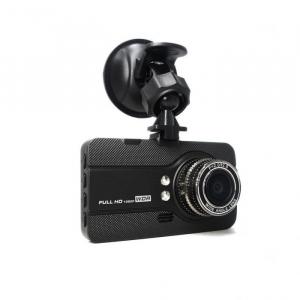 """Camera Auto DVR FreeWay™ T628, FullHD 1080p@30Fps, G-senzor, Lentile Sony, Super Night Vision, Suport prindere, Display 3"""" LCD, Unghi De Filmare 170 Grade, Detectare miscare, Inregistrare Ciclica ( bu1"""