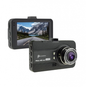 """Camera Auto DVR FreeWay™ T628, FullHD 1080p@30Fps, G-senzor, Lentile Sony, Super Night Vision, Suport prindere, Display 3"""" LCD, Unghi De Filmare 170 Grade, Detectare miscare, Inregistrare Ciclica ( bu0"""