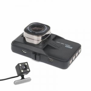 Camera auto DVR FreeWay™ T636, FullHD 1080p@25Fps, camera dubla, G-senzor, lentile Sony , super night vision, suport prindere, 3 inch LCD, unghi de filmare 170 grade, inregistrare ciclica ( bucla , lo [3]