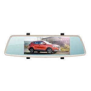 Camera Auto Oglinda Smart TouchScreen DVR FreeWay™ L1006, camera dubla, 2MP 1080p FullHD, G-senzor, lentile Sony , super night vision, suport prindere , 5 inch HD LCD, unghi de filmare 140 grade, inre [4]