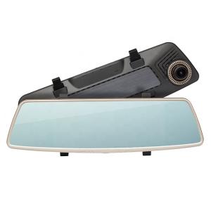 Camera Auto Oglinda Smart TouchScreen DVR FreeWay™ L1006, camera dubla, 2MP 1080p FullHD, G-senzor, lentile Sony , super night vision, suport prindere , 5 inch HD LCD, unghi de filmare 140 grade, inre [2]