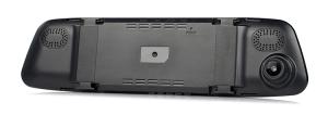Camera Auto Oglinda TouchScreen DVR L505C, camera dubla, 1080p FullHD, G-senzor, suport prindere , 4.3 inch HD LCD, unghi de filmare 140 grade, inregistrare ciclica ( bucla ), negru4