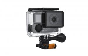 "Camera Video Sport Eken H6S+ 4k+ 14MP UHD @30fps, cu EIS Wifi, 2""LCD dual dispaly , telecomanda, accesorii, carcasa waterproof 100 feet , negru3"