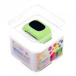 Ceas smartwatch cu GPS copii MoreFIT™ Q50, functie telefon, monitorizare GPS in timp real , Wi-FI, buton SOS si monitorizare spion, verde +SIM prepay cadou [4]