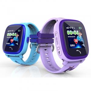 "Ceas smartwatch GPS copii MoreFIT™ GW400s Pro , cu GPS si functie telefon, Wi-Fi, rezistent la apa, ecran touchscreen 1.22"", monitorizare spion, buton SOS, lila + SIM prepay cadou4"